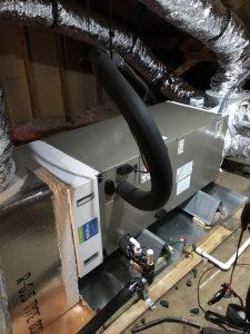Heating Installation Spring TX